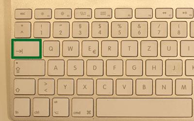 Mit Tabulator-Taste in der Excel-Vorlage eine Zeile hinzufügen