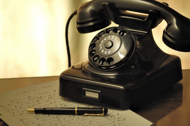 Telefon-Notizen