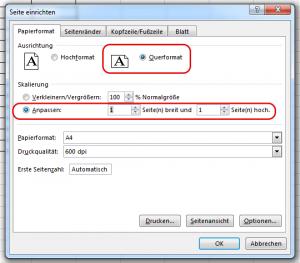 8-querformat-seite-einrichten-excelvorlage-erstellen-office-2013