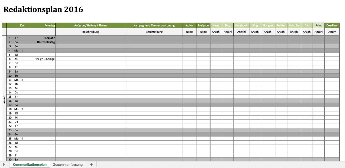 Fein Kommunikationsplan Vorlage Excel Bilder - Ideen fortsetzen ...