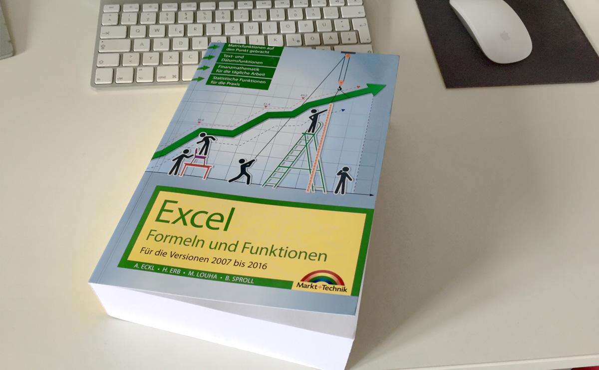 Buch-Empfehlung für Excel | Excel Vorlagen für jeden Zweck