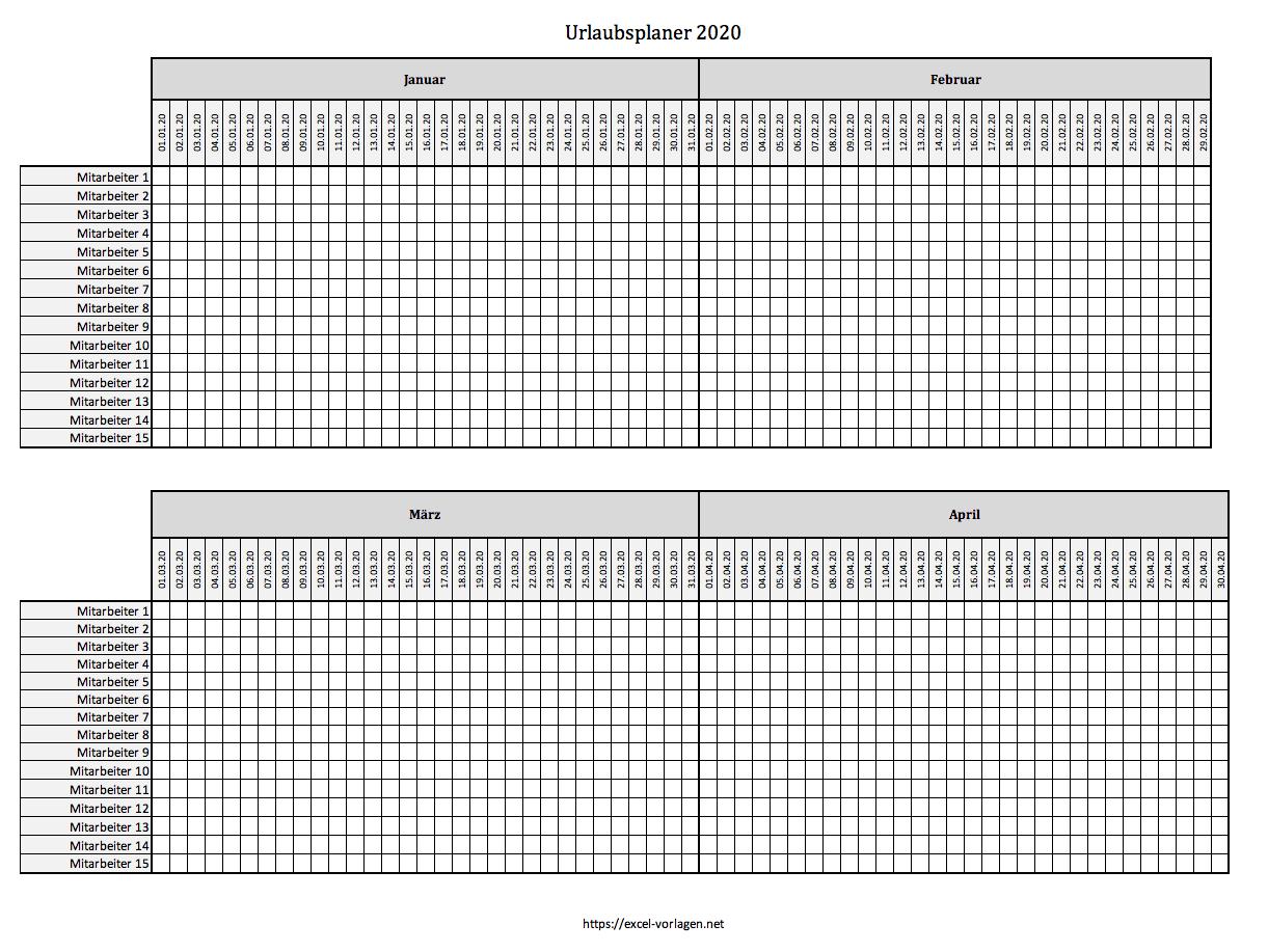 Startseite Excel Urlaubsplaner 2021 12