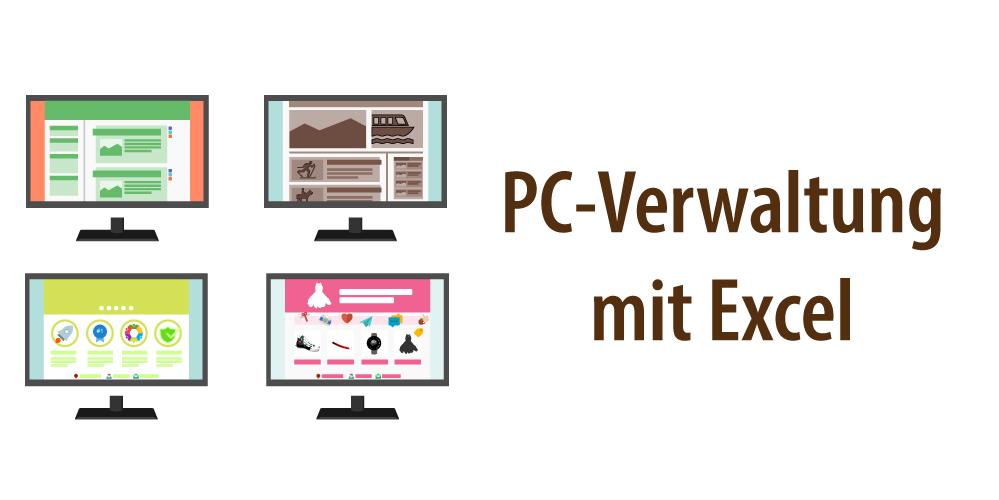 Banner PC-Inventarisierung