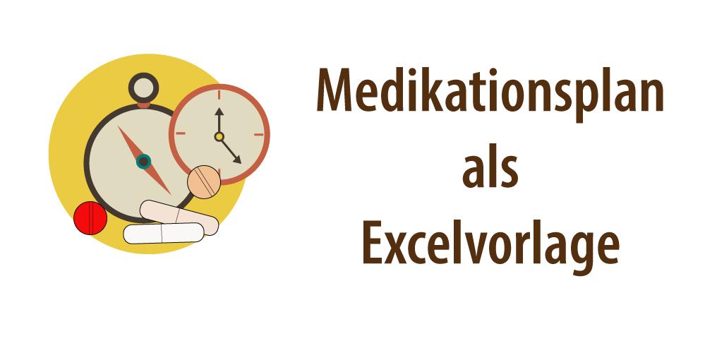 Banner Medikationsplan