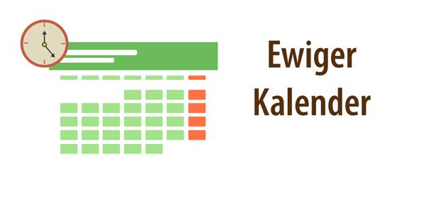"""Headerbild für Artikel """"Ewiger Kalender"""""""